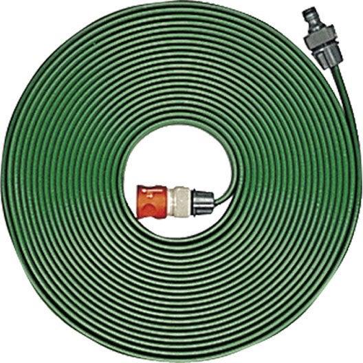 Tuyau d 39 arrosage avec raccord gardena 1998 20 m for Choisir tuyau d arrosage