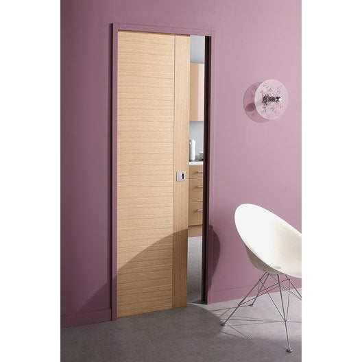 poign e cuvette pour porte coulissante pleine ou vitr e leroy merlin. Black Bedroom Furniture Sets. Home Design Ideas