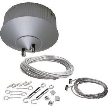 Système câble L&E x 200 W PAULMANN