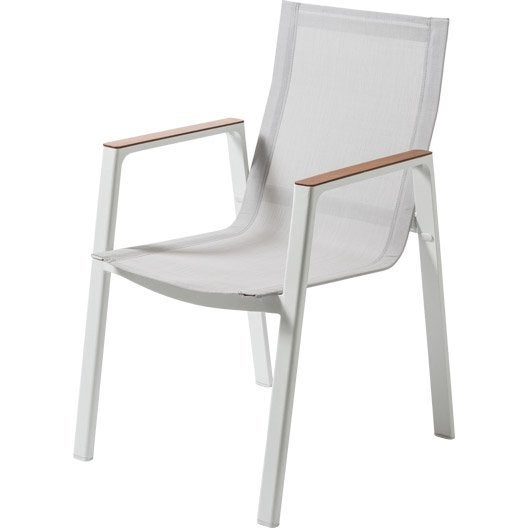Chaise et fauteuil de jardin salon de jardin table et chaise leroy merlin - Fauteuil jardin leroy merlin ...