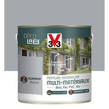 Peinture multi mat riaux peinture pour bois m tal for Peinture aluminium exterieur