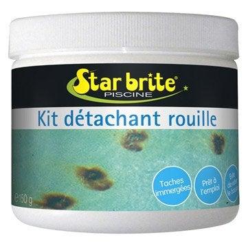 Kit d'entretien piscine STAR BRITE Détachant rouille, en poudre 0.5 kg