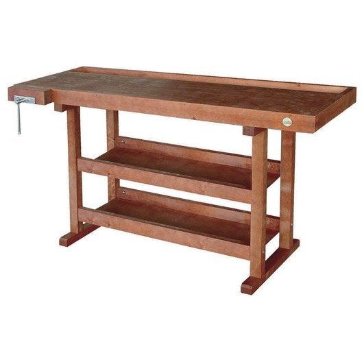 etabli en bois outifrance leroy merlin. Black Bedroom Furniture Sets. Home Design Ideas