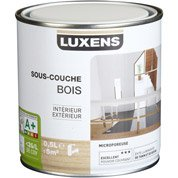 Sous-couche bois intérieur et extérieur LUXENS 0.5 l
