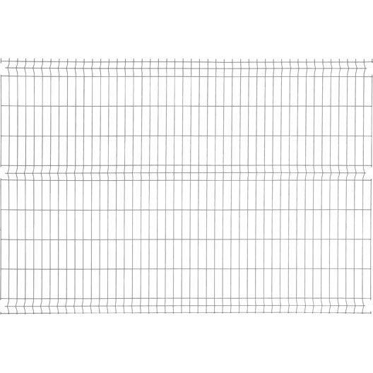 panneau grillag naterial gris anthracite h x l. Black Bedroom Furniture Sets. Home Design Ideas