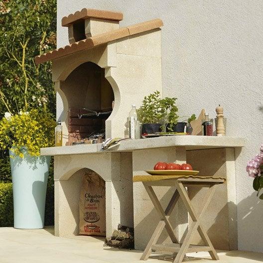 comment installer un barbecue leroy merlin. Black Bedroom Furniture Sets. Home Design Ideas