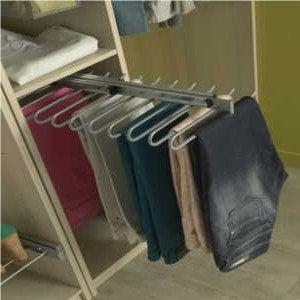 Tout savoir sur les accessoires de dressing leroy merlin - Porte pantalon dressing ...