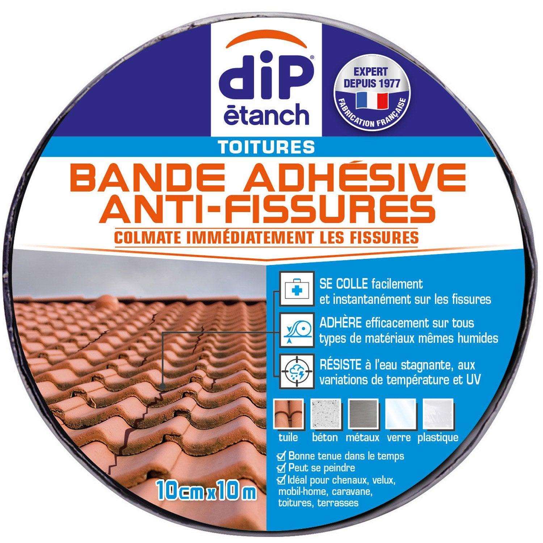 Bande Du0027étanchéité Bande Adhésive Anti Fissures, DIP Aluminium 10 M X 10 Cm