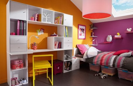 am nager la chambre de b b leroy merlin. Black Bedroom Furniture Sets. Home Design Ideas