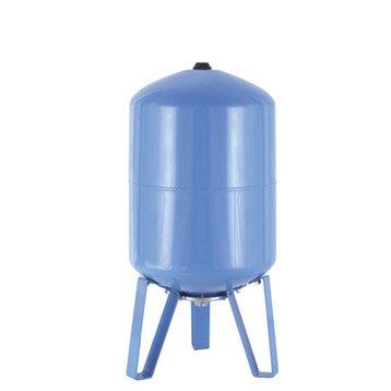 Réservoir 50 l vertical + membrane FLOTEC Za009070-ce-1
