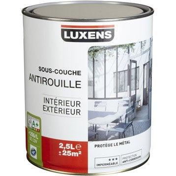 Sous-couche fer / antirouille LUXENS 2.5 l