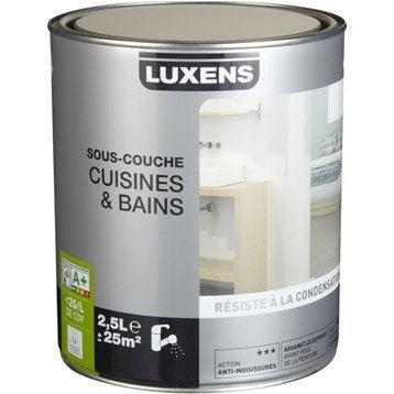 Sous-couche cuisine et bain LUXENS 2.5 l
