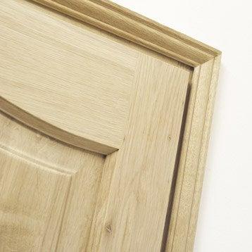 Accessoires porte int rieure d cor de porte plinthe - Porte coulissante recoupable ...
