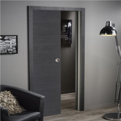 Choisir sa porte coulissante leroy merlin for Porte galandage