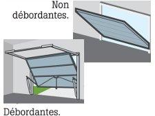 Comment choisir sa porte de garage leroy merlin - Porte de garage basculante non debordante tubauto ...
