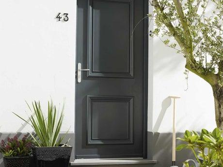 bien choisir sa porte d 39 entr e leroy merlin. Black Bedroom Furniture Sets. Home Design Ideas