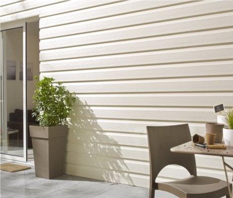 bien choisir son clin pour le bardage leroy merlin. Black Bedroom Furniture Sets. Home Design Ideas