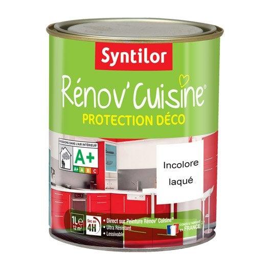 Résine de protection Protecteur SYNTILOR, Incolore, 1 l | Leroy