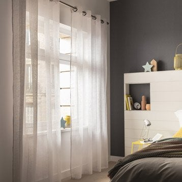voilage leroy merlin. Black Bedroom Furniture Sets. Home Design Ideas