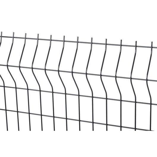 grillage grillage rigide panneau rouleau leroy merlin. Black Bedroom Furniture Sets. Home Design Ideas