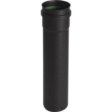 Tuyau réglable pour conduit double paroi ISOTIP JONCOUXDiam.80 mm Réglable