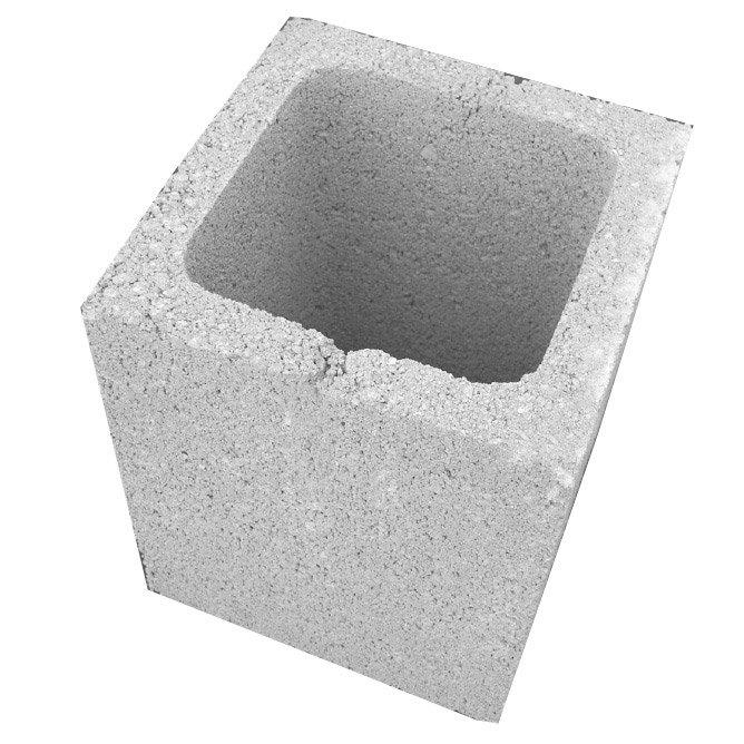 Element Pilier Beton 15x15
