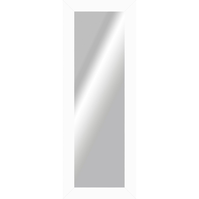 Miroir okaasan blanc x cm leroy merlin for Miroir cadre blanc