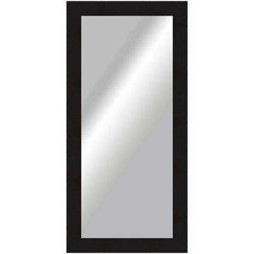 Miroir okaasan noir 70 x 170 cm - Miroir adhesif leroy merlin ...