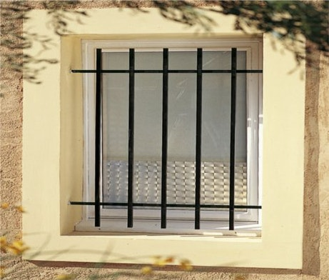 Comment choisir sa grille de d fense leroy merlin for Grilles de defense fenetre