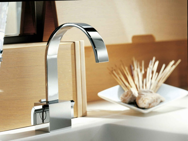 Robinet de salle de bains - Robinetterie   Leroy Merlin 9da5fe5d70dc