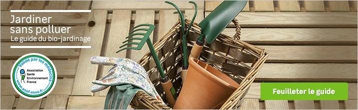 Guide santé bio-jardinage