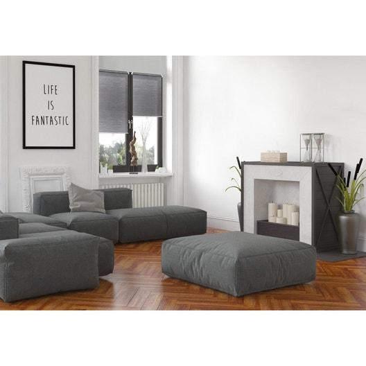 store enrouleur tamisant straight ressort gris 72 75 x 170 cm leroy merlin. Black Bedroom Furniture Sets. Home Design Ideas