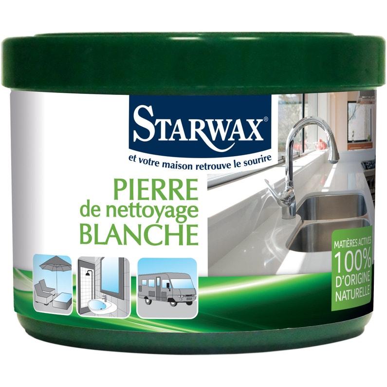 Pierre De Nettoyage Starwax 0 375 Kg