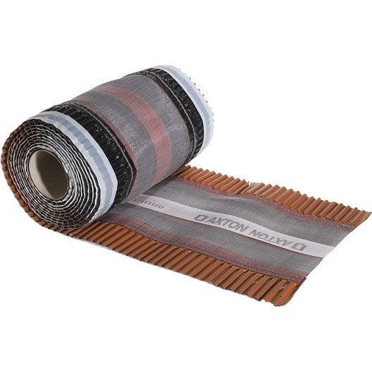 Closoir ventilé AXTON rouge, l.310 mm x L.5 m