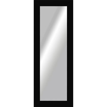 Miroir Okaasan, noir, l.140 x H.40 cm