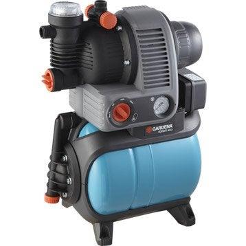 Surpresseur GARDENA 4000/5 eco Comfort, débit max. 3500 L/h