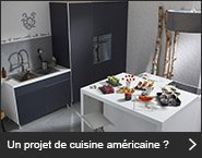 Un projet de cuisine américaine ?
