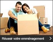 Réussir votre emménagement