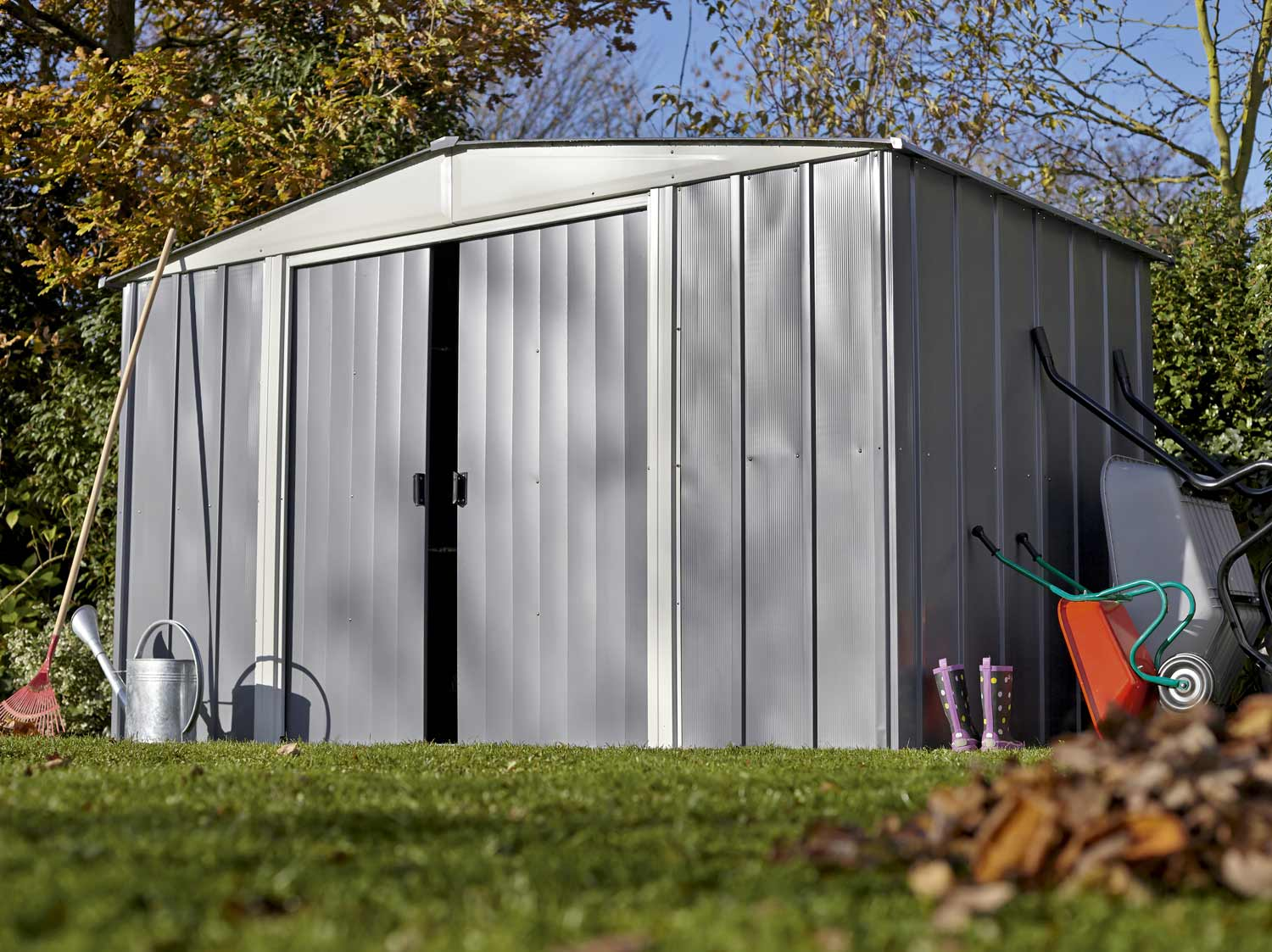 bien choisir son garage ou son carport leroy merlin