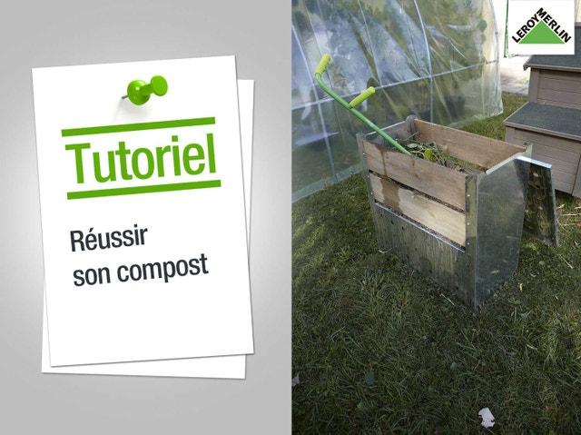 brass 39 compost rotatif revex leroy merlin. Black Bedroom Furniture Sets. Home Design Ideas