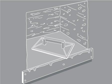 comment poser un coffre fort emmurer leroy merlin. Black Bedroom Furniture Sets. Home Design Ideas