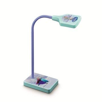 Lampe, led intégrée Reine des neiges PHILIPS, synthétique multicolore, 4 W