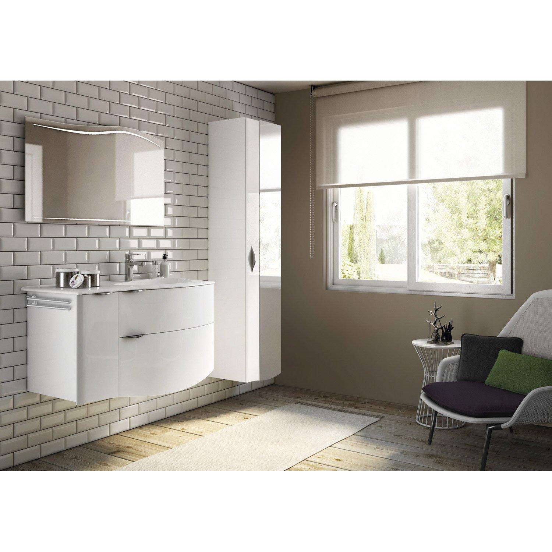 Meuble Vasque Leroy Merlin meuble salle de bain leroy merlin blanc