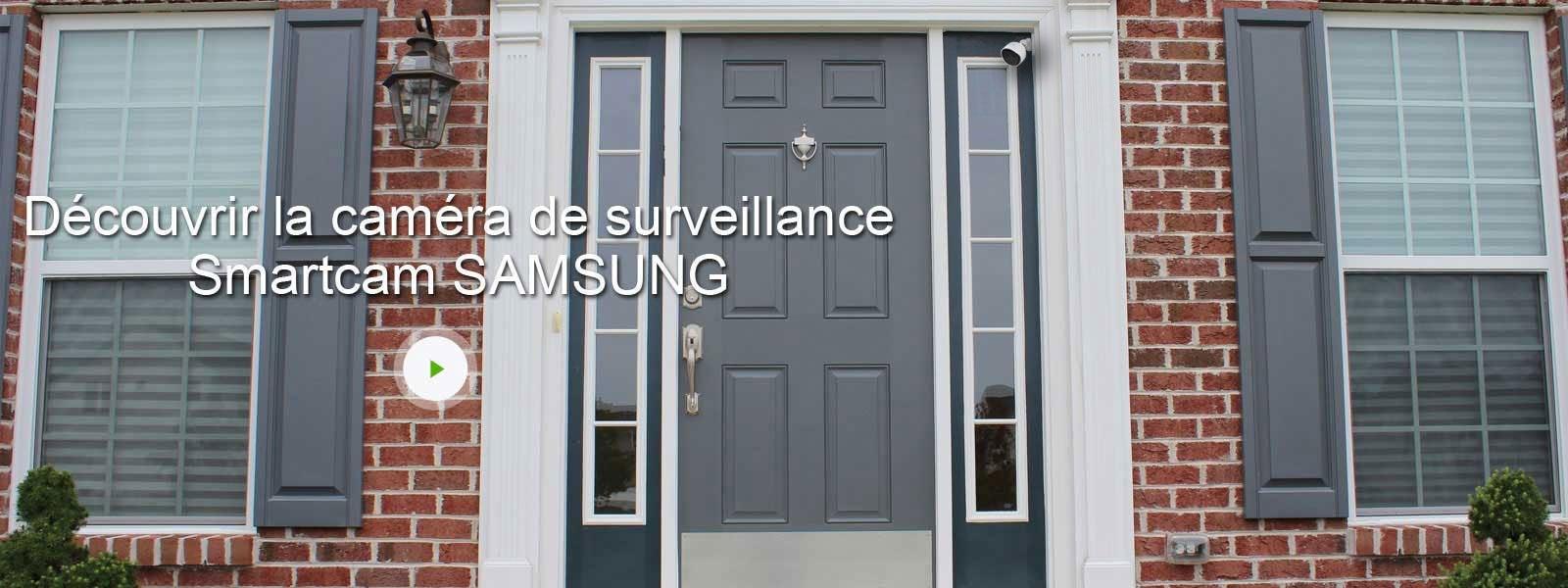 Fh Logo Samsung Mobile: Caméra Connectée Smartcam Full Hd SAMSUNG