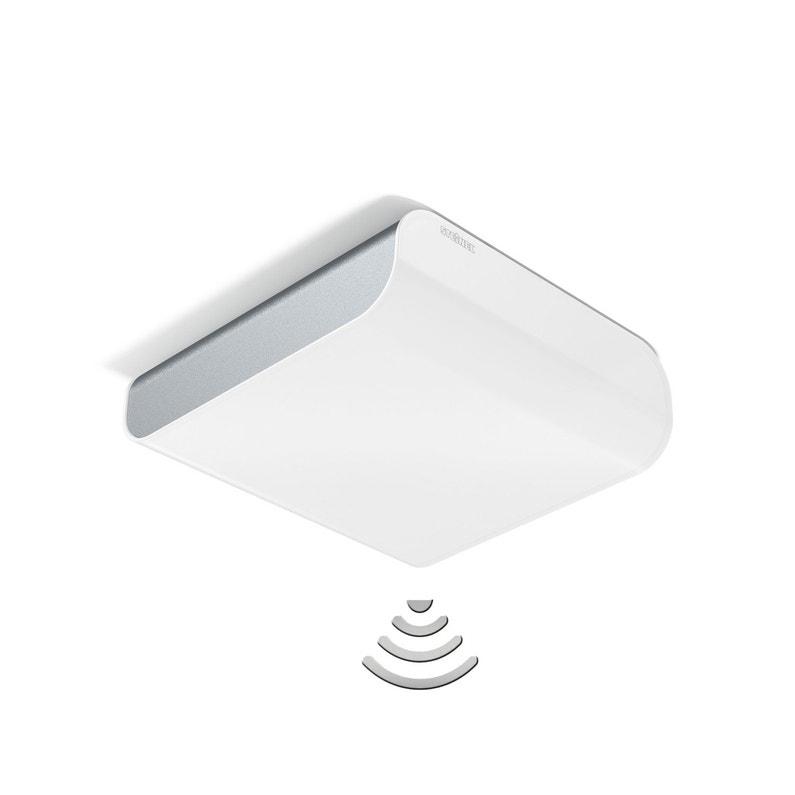 Plafonnier Led Intégrée Lumière à Détection Steinel Blanc