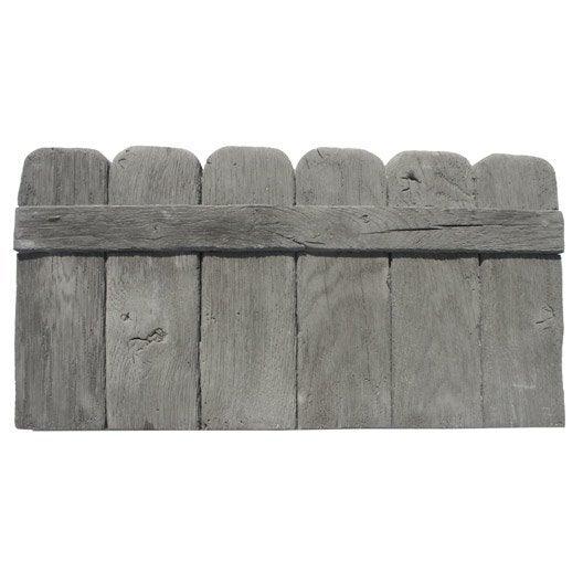 bordure castorama bordure de jardin leroy merlin bordurette droite x cm ton pierre castorama. Black Bedroom Furniture Sets. Home Design Ideas