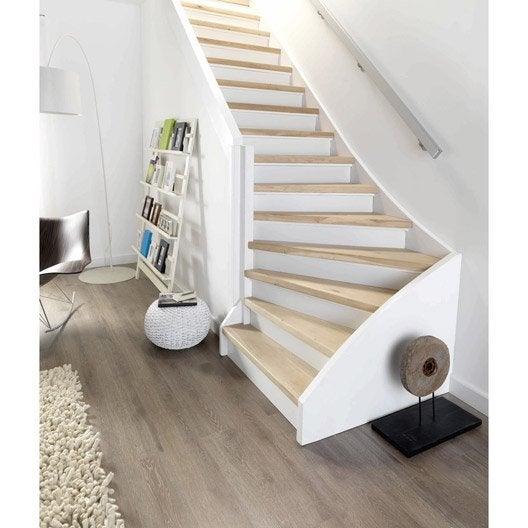 marche r novation pour escalier 1 4 tournant leroy merlin. Black Bedroom Furniture Sets. Home Design Ideas