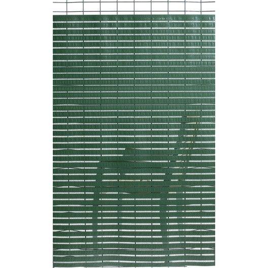 brise vue avec attaches closnet h 120 x l 1000 cm leroy merlin. Black Bedroom Furniture Sets. Home Design Ideas
