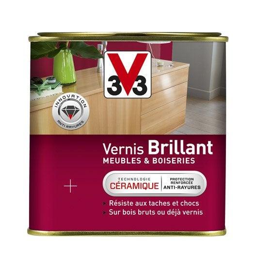 Vernis meuble et objets v33 l ch ne fonc leroy - Vernis relooking v33 ...