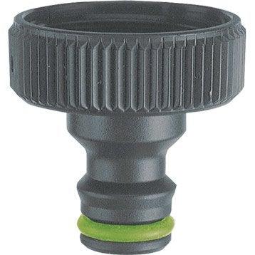 Nez de robinet à visser 26/34 mm GEOLIA